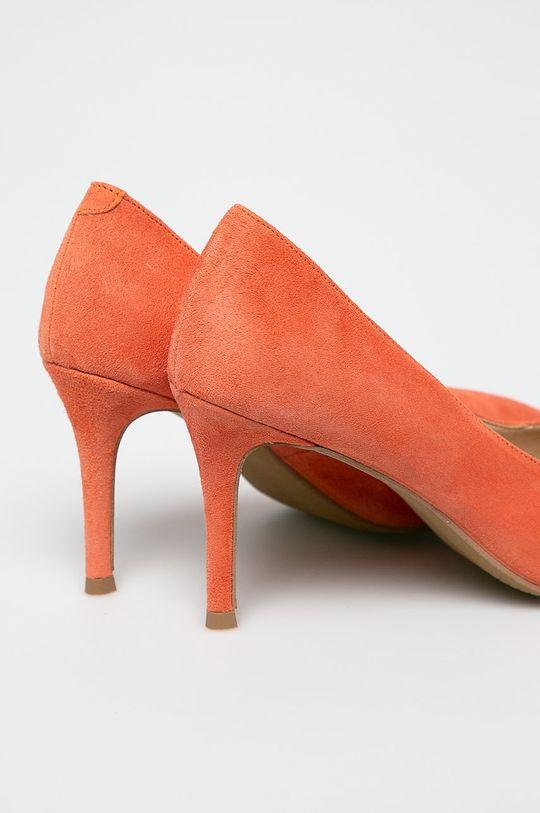 Bullboxer - Pantofi cu toc Gamba: Piele naturala Interiorul: Piele naturala Talpa: Material sintetic