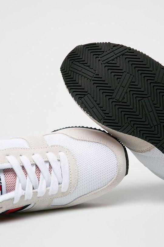 fehér Tommy Jeans - Cipő Retro Tommy Jeans Sneaker