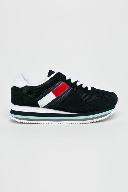 sötétkék Tommy Jeans - Cipő Retro Tommy Jeans Sneaker Női