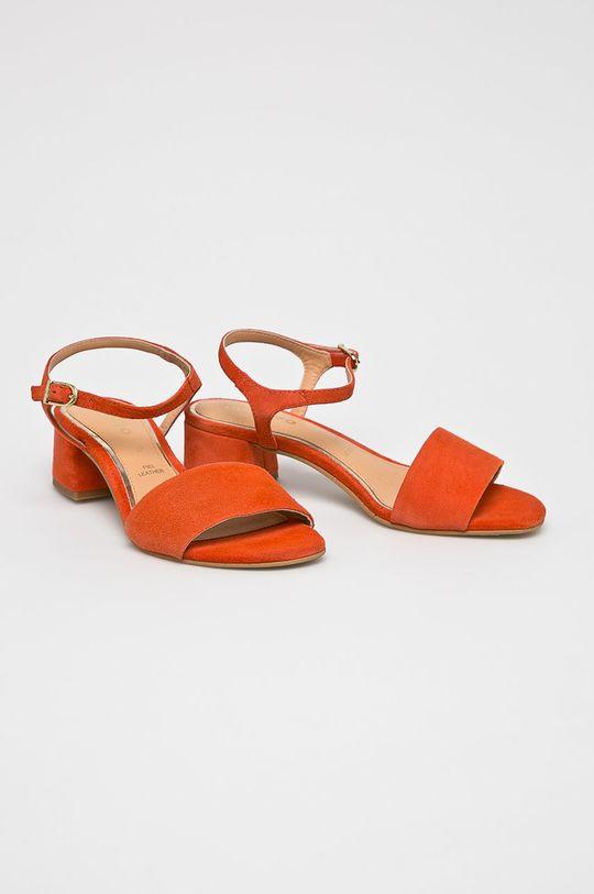 Gioseppo - Sandále oranžová