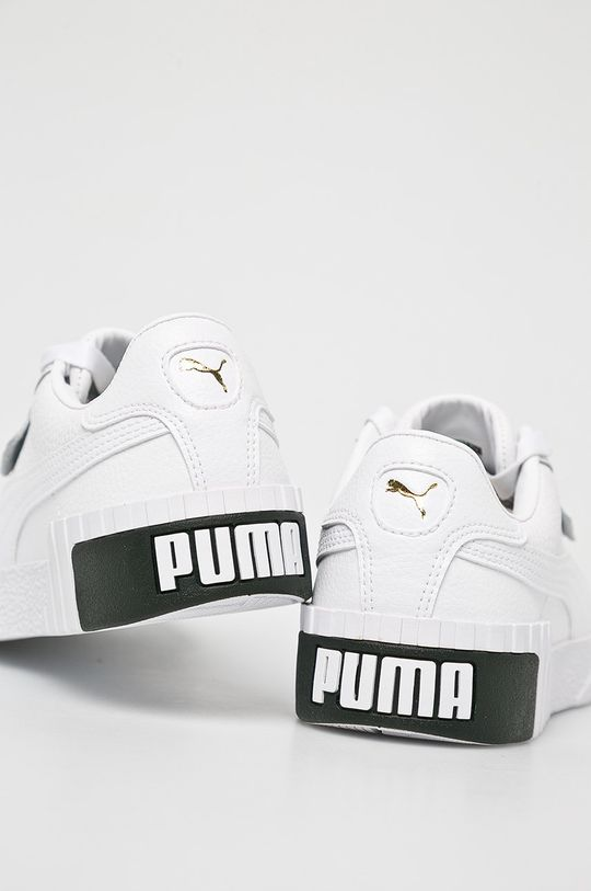 Puma - Topánky Cali  Zvršok: Syntetická látka, Prírodná koža Vnútro: Syntetická látka, Textil Podrážka: Syntetická látka