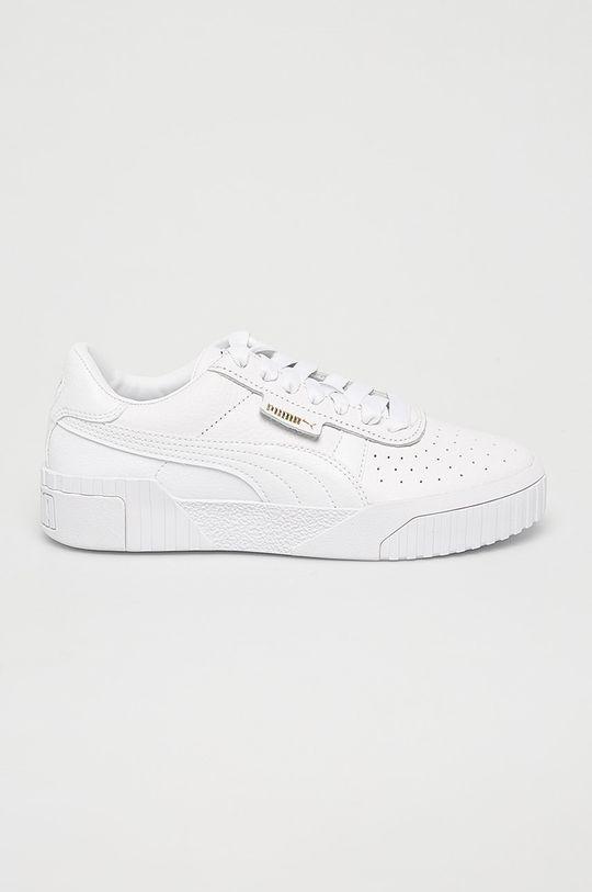 biały Puma - Buty Cali Damski