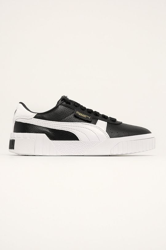 čierna Puma - Topánky Cali Dámsky