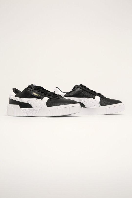 Puma - Topánky Cali čierna