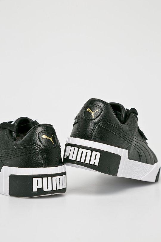 Puma - Boty Cali Svršek: Umělá hmota, Přírodní kůže Vnitřek: Umělá hmota, Textilní materiál Podrážka: Umělá hmota