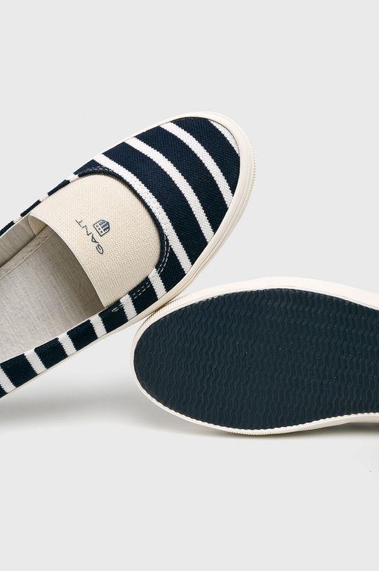 Gant - Sportcipő New Haven  Szár: textil Belseje: textil Talp: szintetikus anyag