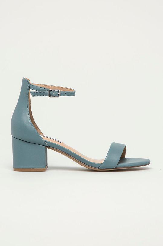 světle modrá Steve Madden - Kožené sandály Irenee Dámský