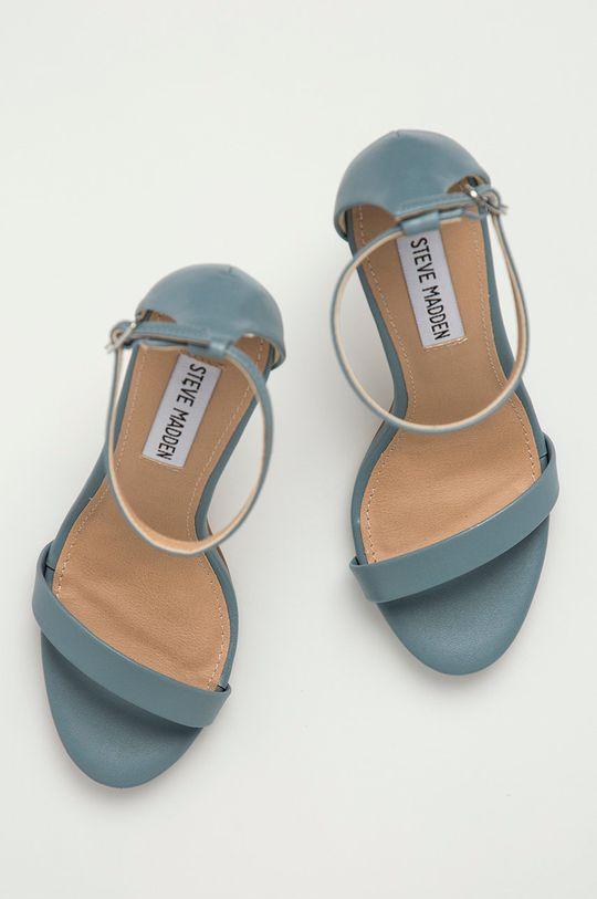 svetlomodrá Steve Madden - Sandále Stecy