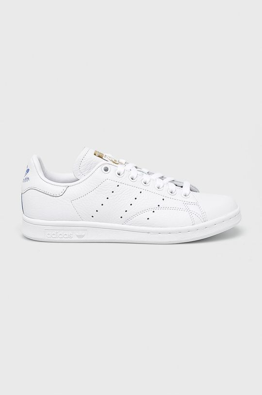 biela adidas Originals - Topánky Stan Smith Dámsky