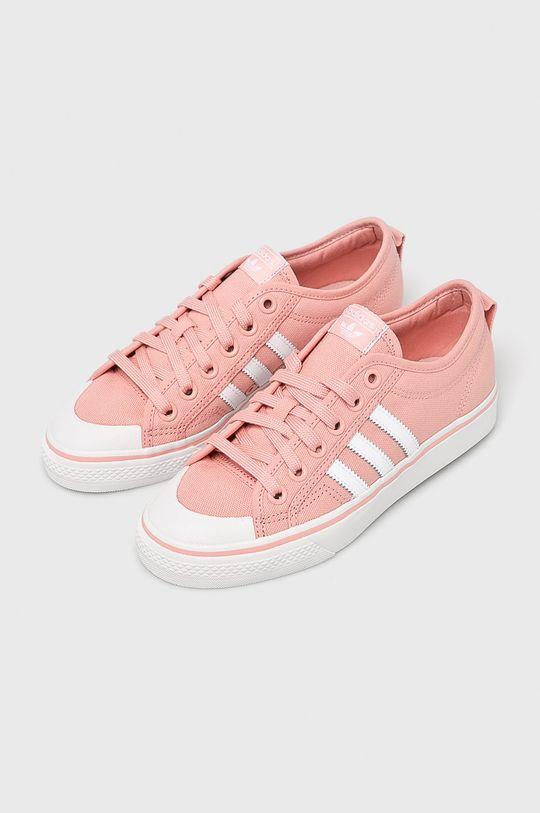 adidas Originals - Pantofi Nizza roz