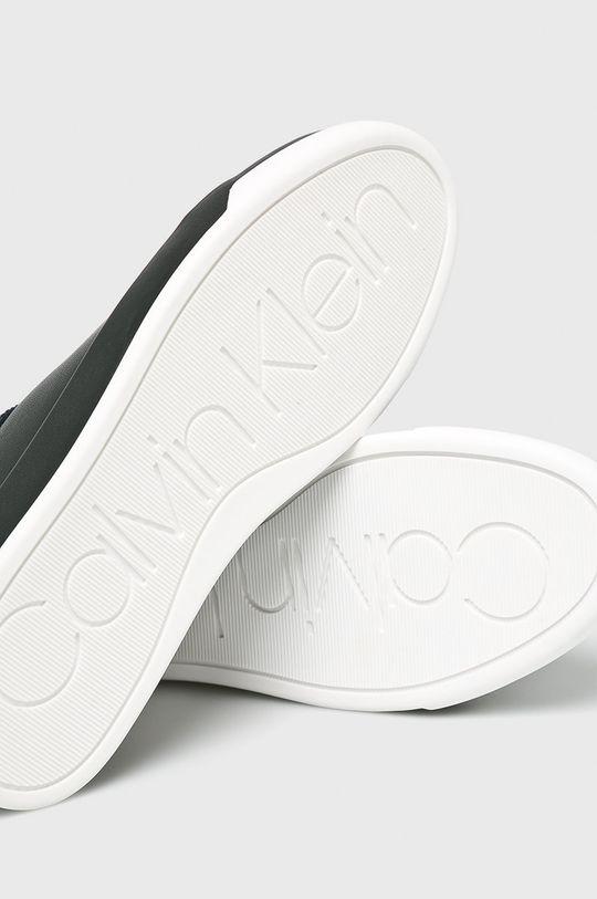 Calvin Klein - Boty Svršek: Přírodní kůže Vnitřek: Umělá hmota Podrážka: Umělá hmota