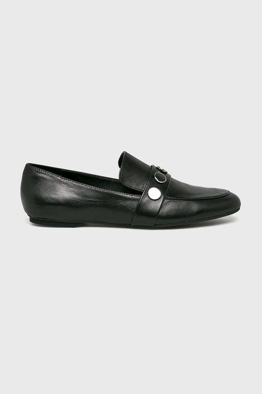 černá Calvin Klein - Polobotky Dámský