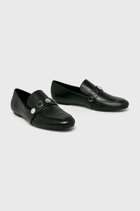Calvin Klein - Polobotky černá