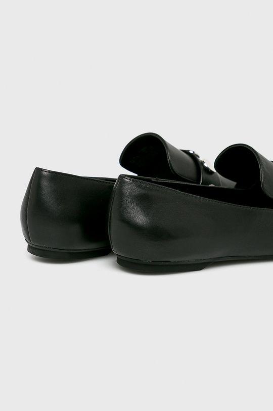 Calvin Klein - Polobotky  Svršek: Přírodní kůže Vnitřek: Přírodní kůže Podrážka: Umělá hmota