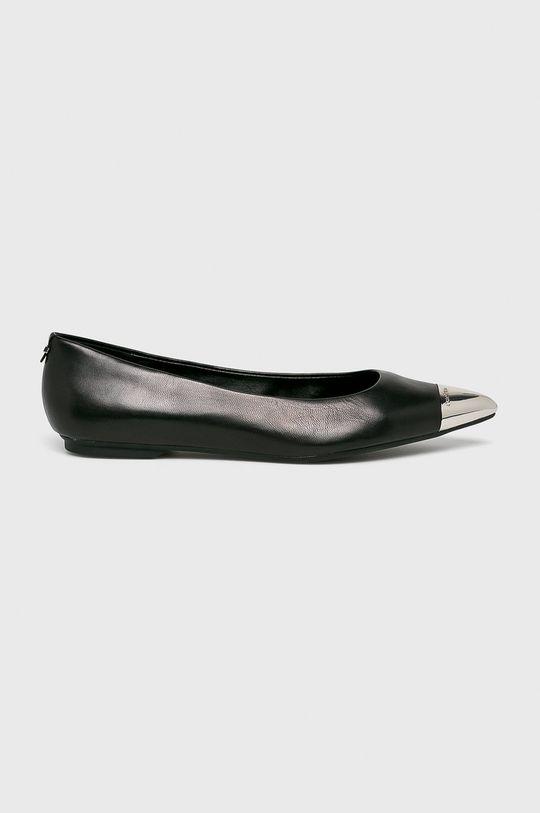 černá Calvin Klein - Baleríny Dámský