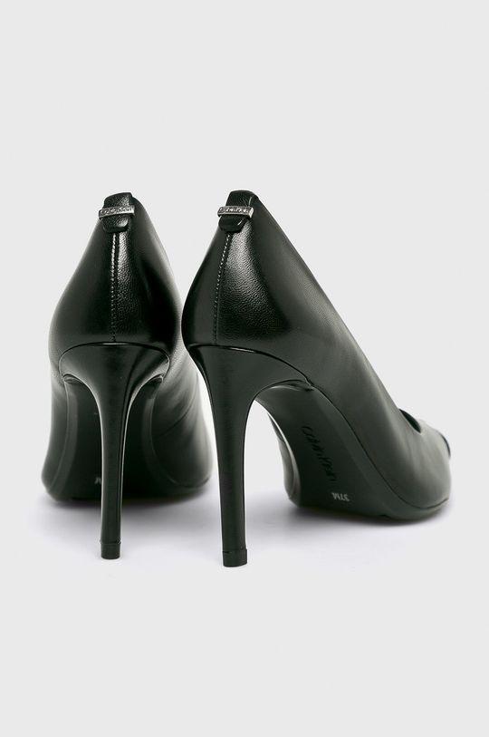 Calvin Klein - Lodičky černá