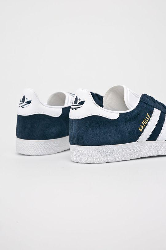 granatowy adidas Originals - Buty Gazelle