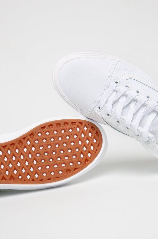 Vans - Tenisówki biały