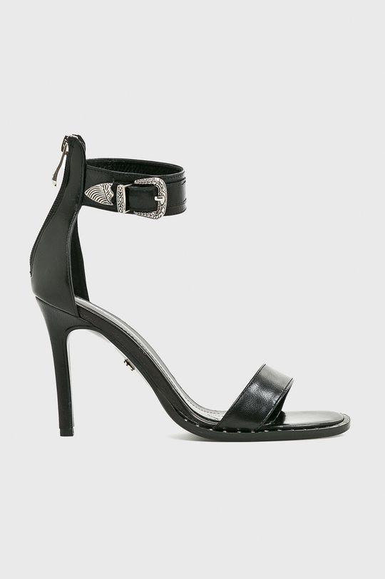 negru Solo Femme - Sandale De femei