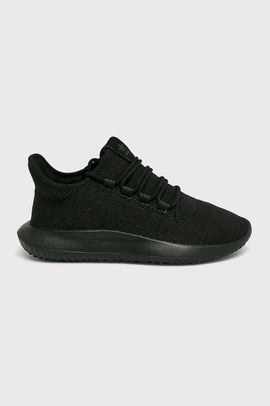 čierna adidas Originals - Topánky Tubular Shadow Dámsky