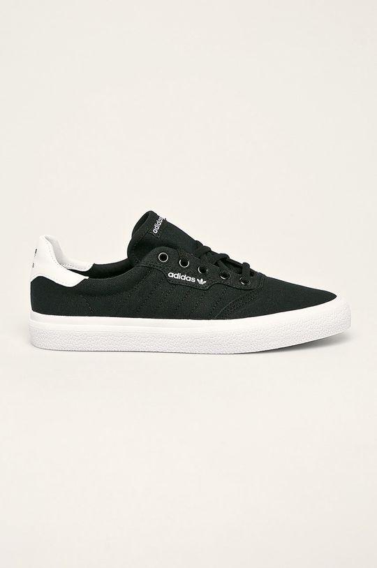 čierna adidas Performance - Topánky Dámsky