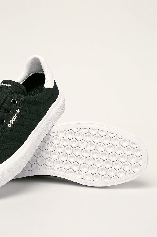 čierna adidas Performance - Topánky