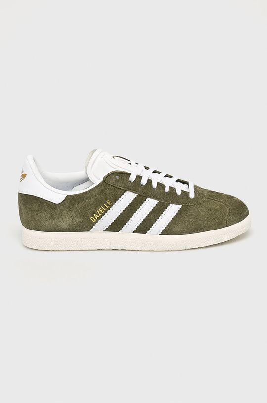 zelená adidas Originals - Topánky Dámsky