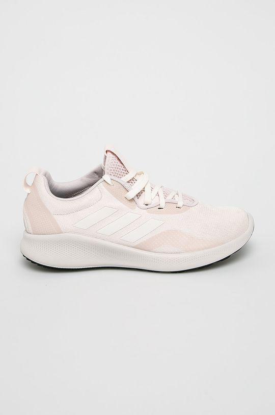 telová adidas Performance - Topánky Purebounce+ Street Dámsky