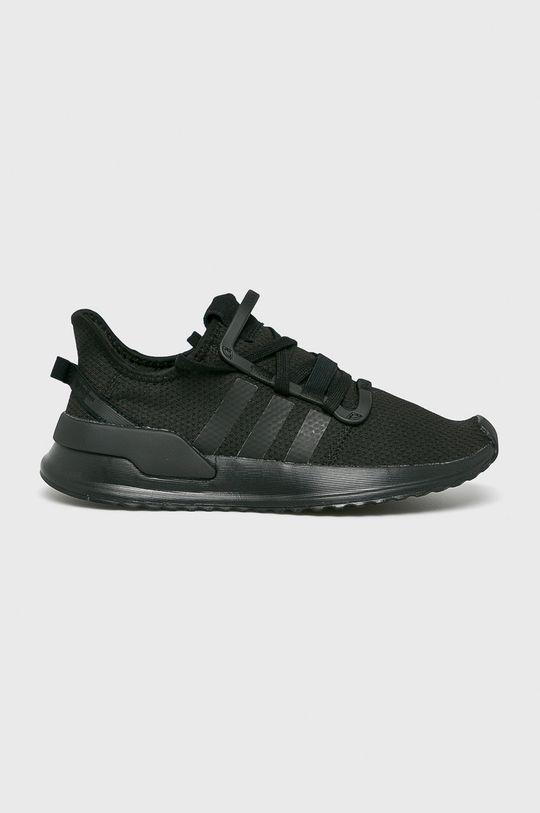 čierna adidas Originals - Topánky U Path Run Dámsky