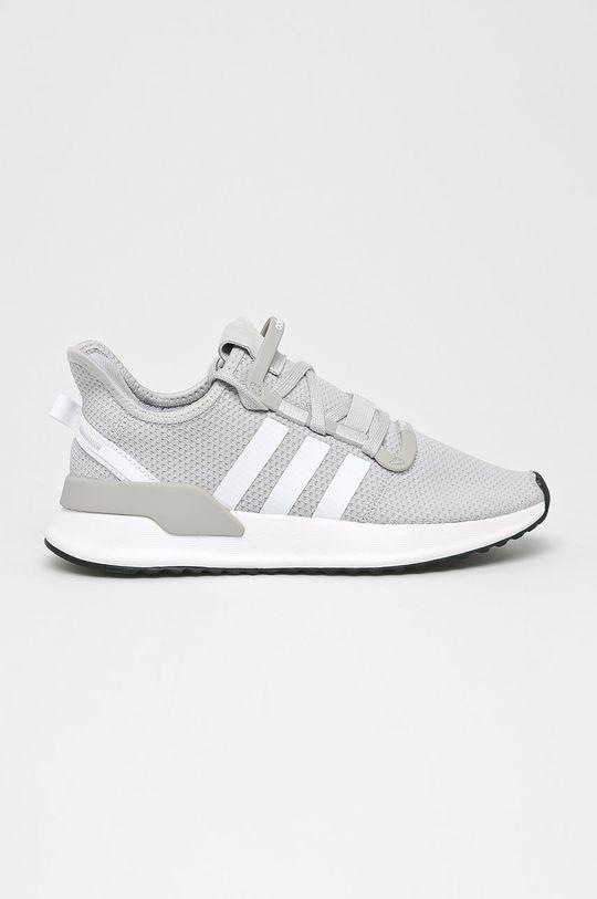 svetlosivá adidas Originals - Topánky U Path Run Dámsky