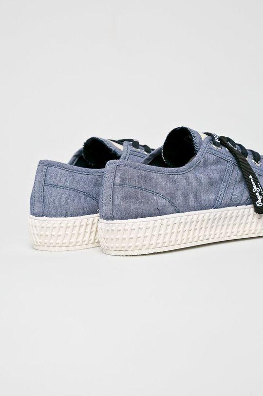 Pepe Jeans - Sportcipő In-G Chambray  Szár: textil Belseje: textil Talp: szintetikus anyag