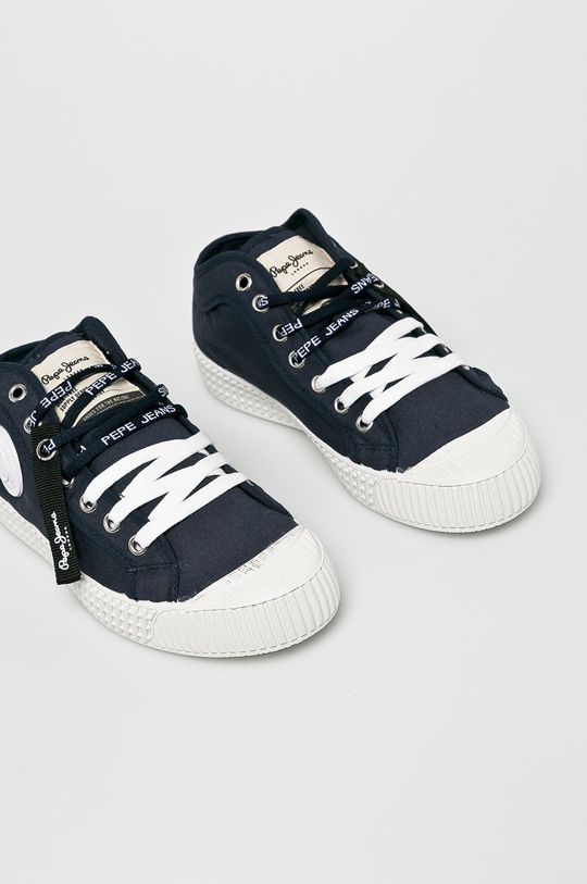 Pepe Jeans - Sportcipő In-G Hi Woman sötétkék