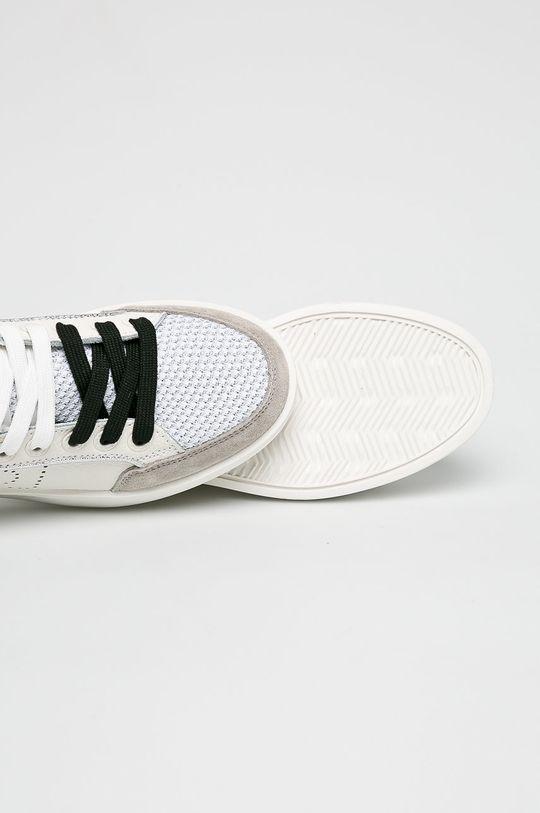 Pepe Jeans - Cipő Brixton Mesh Bash  Szár: természetes bőr Belseje: szintetikus anyag, textil Talp: szintetikus anyag