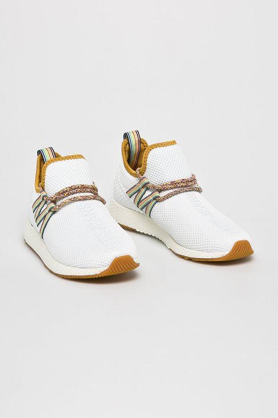 Pepe Jeans - Boty bílá