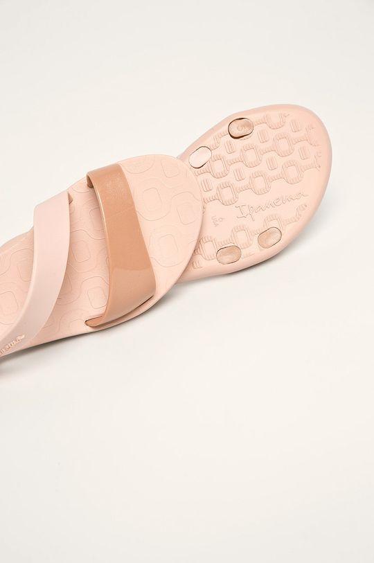 pastelová ružová Ipanema - Sandále