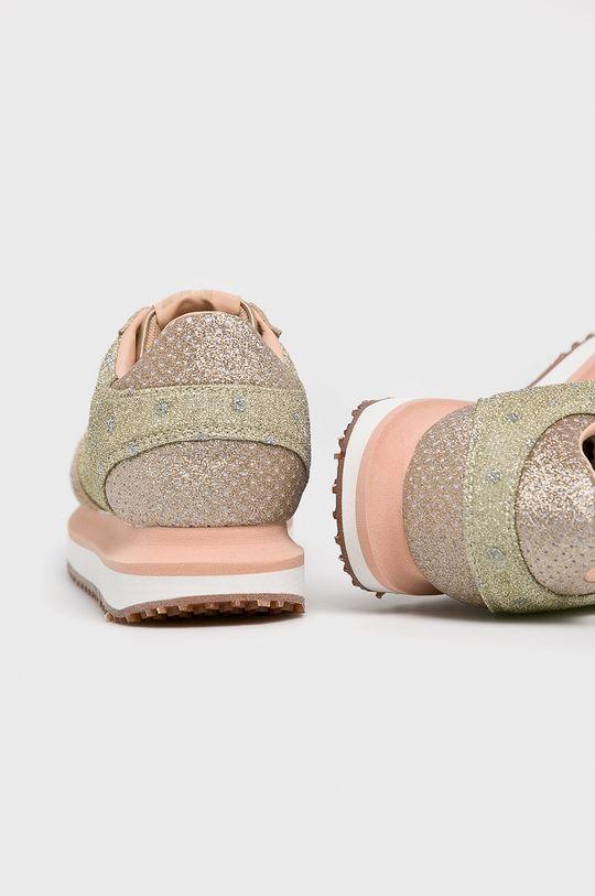 Pepe Jeans - Boty  Svršek: Textilní materiál, Přírodní kůže Vnitřek: Textilní materiál Podrážka: Umělá hmota