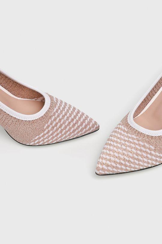 roz violet Pollini - Pantofi cu toc