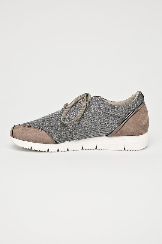 Corina - Pantofi Gamba: Material sintetic, Material textil Interiorul: Material textil Talpa: Material sintetic