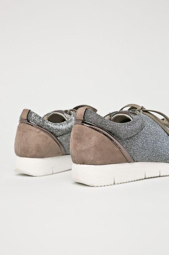 argintiu Corina - Pantofi