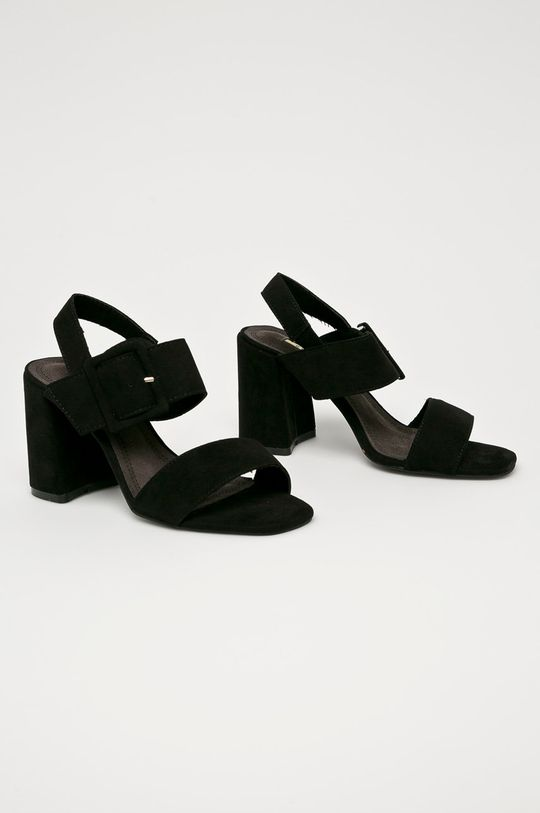 Corina - Sandale negru