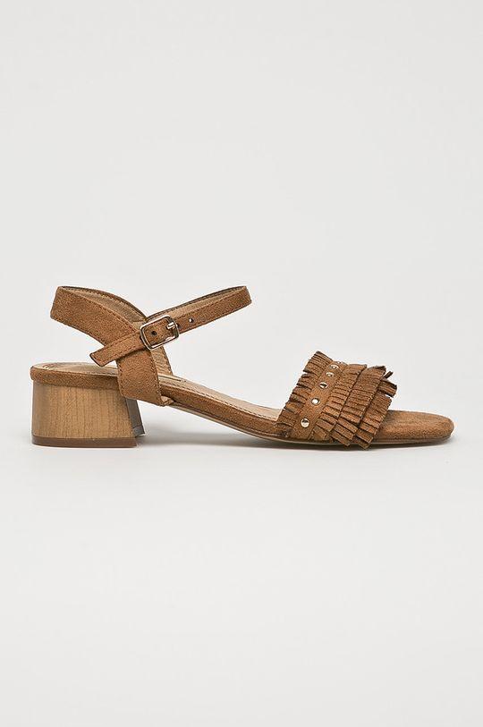 maro auriu Corina - Sandale De femei