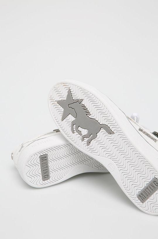 Mustang - Buty biały
