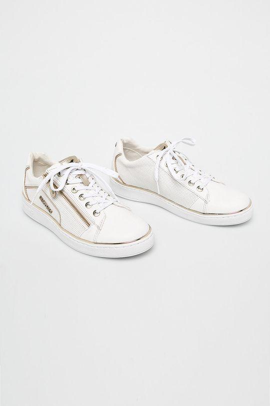 Mustang - Pantofi alb