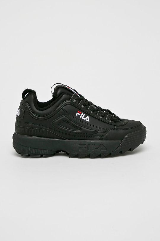 negru Fila - Pantofi Disruptor Low De femei