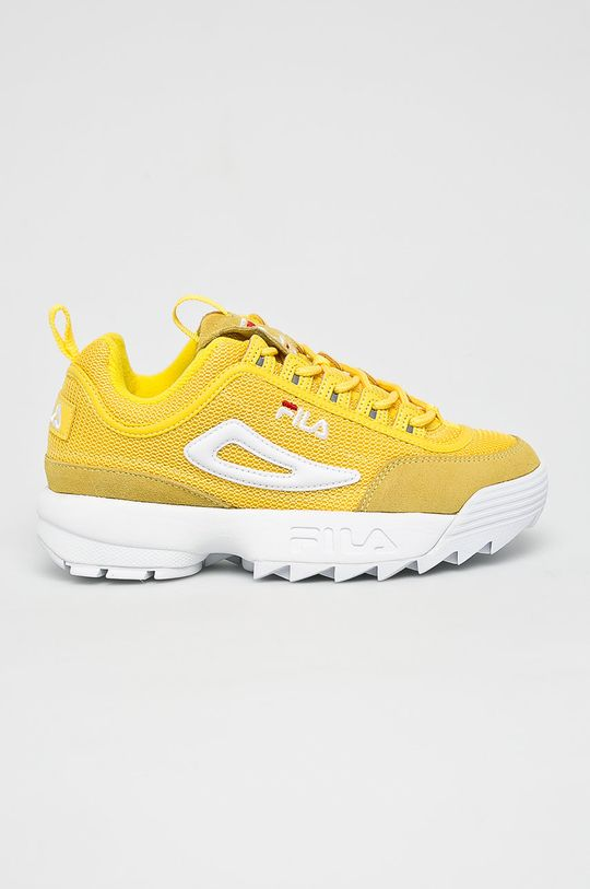 sárga Fila - Cipő Disruptor Mesh Low Női