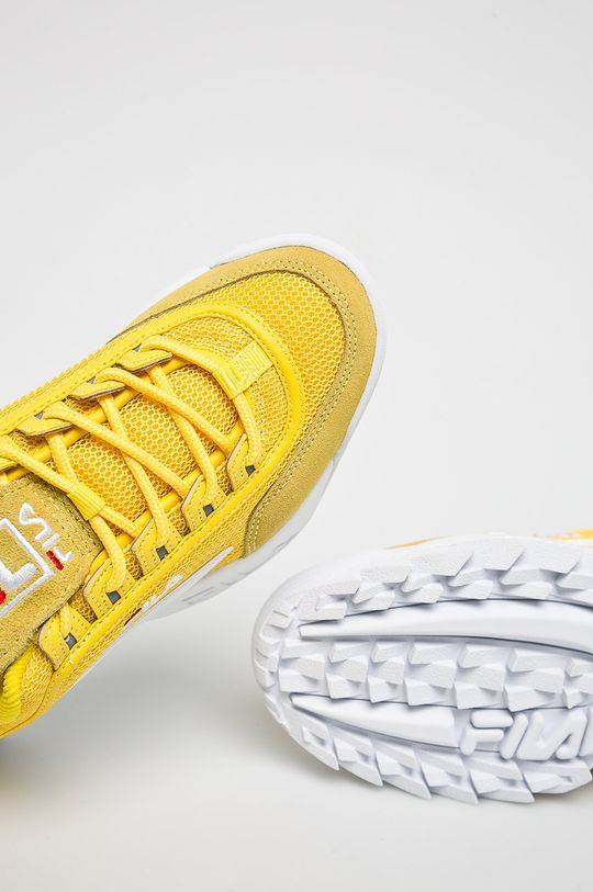 sárga Fila - Cipő Disruptor Mesh Low