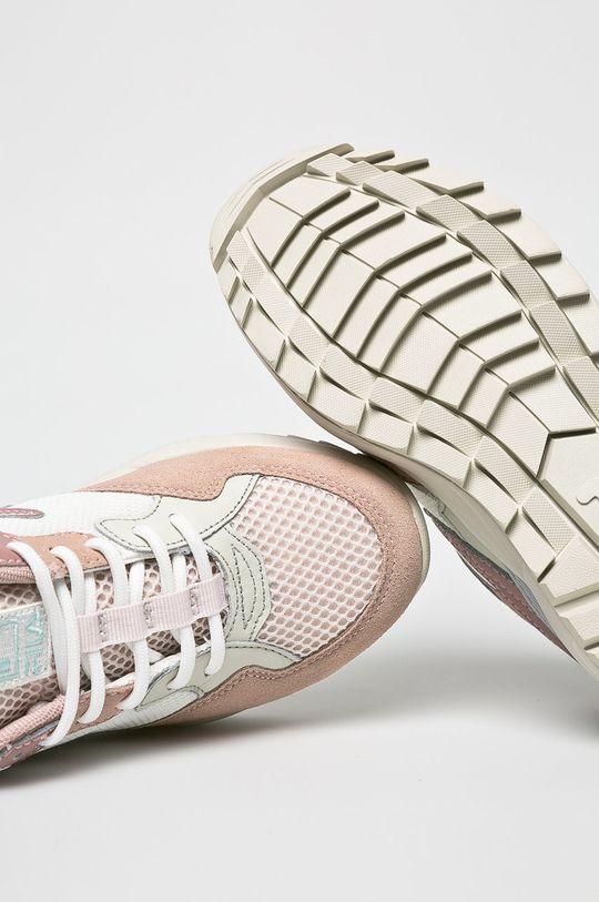 pasztell rózsaszín Fila - Cipő Vault CMR Jogger CB Low