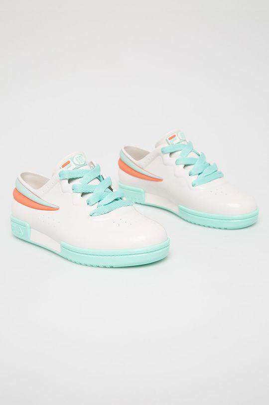 Melissa - Cipő x Fila fehér