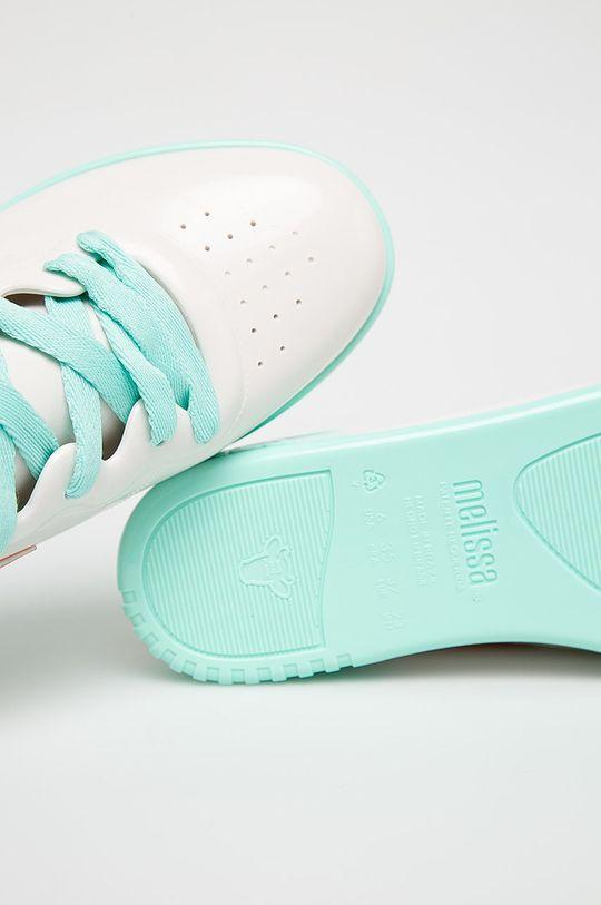 fehér Melissa - Cipő x Fila