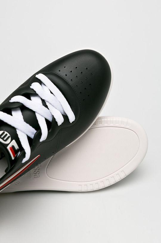 fekete Melissa - Cipő x Fila